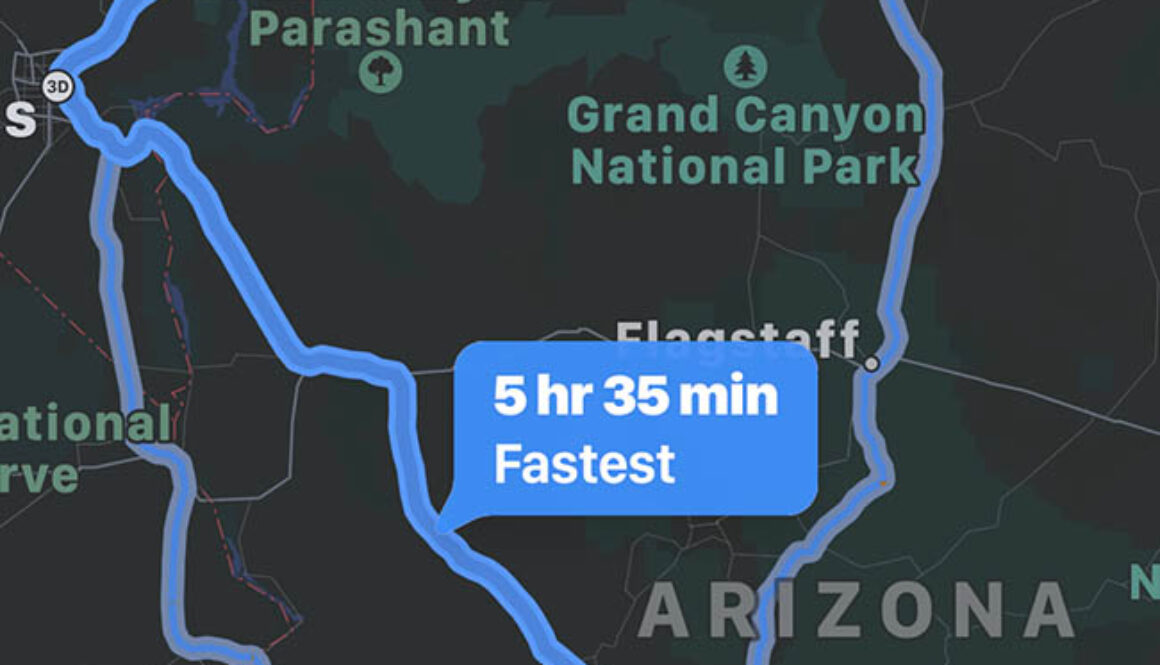 The Most Incredible 29 Miles of Arizona