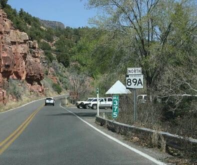 The 2nd Prettiest Drive in AZ